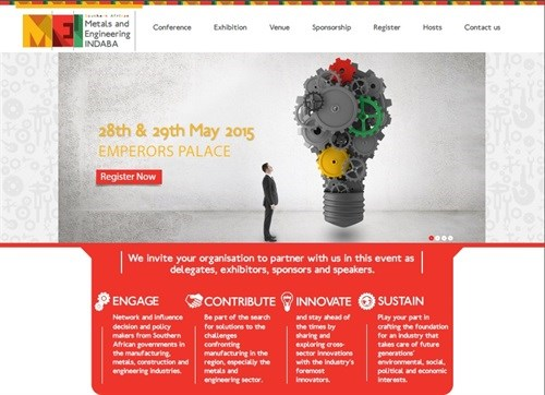 The Metals and Engineering Indaba 2015