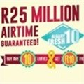 R25-million worth of airtime up for grabs in Albany competition