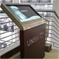 Moving Tactics' custom touch screen kiosks bring UNISA's history to life