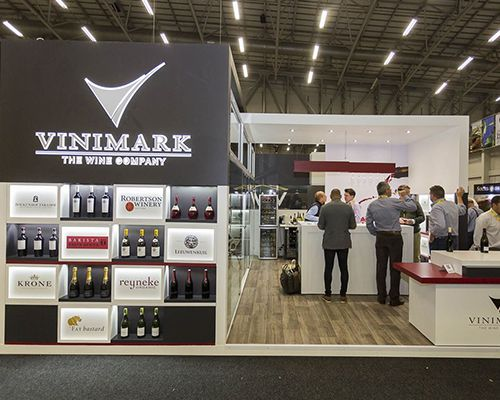 Vinimark exhibits at Cape Wine 2015