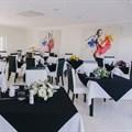 Benguela Brasserie Restaurant interior
