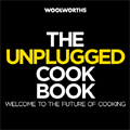 A first for New Media Books: The Unplugged Cookbook hits the shelves at Woolworths - New Media