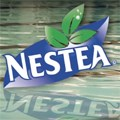 Campaign announcement for Nestea