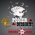 ABF hosts Poker Night