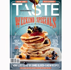 Woolworths TASTE has a brand-new look!