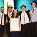 Etiket bags three Pendoring awards: Creating in Afrikaans is kief