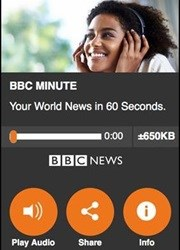 First African-designed digital pilot on BBC World Services