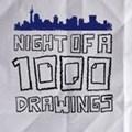 Night Of 1000 Drawings returns