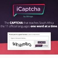 iCAPTCHA - A new way of learning - NATIVE VML