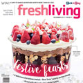 Fresh Living magazine goes up to half a million copies monthly - an industry first
