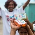Hope Soap campaign