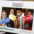 Krispy Kreme fans camp out
