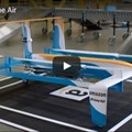 Amazon gives glimpse at new delivery drone design