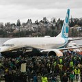 Boeing unveils the first 737 MAX 8