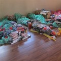 White Christmas Project receives shopping centre donations