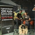 Zinto continues to rally support for #100ShoesforAlex from corporate sponsors and the community - Zinto Activation Group