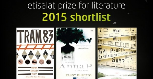 Etisalat announces Prize for Literature 2015 shortlist