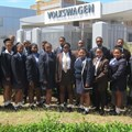 Employees get assistance from Children of VW Bursary