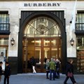 Burberry sees return to sales growth in China