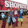 Shoprite transports water for citizens