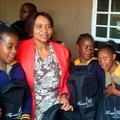 Forest Hill City donates backpacks to Orefile learners