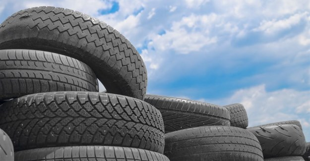 how to set up tyre recycling business