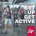 The Virgin Active 'Get off your ass' TVC.