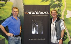 Branding boost for The Bateleurs
