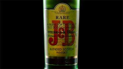 J&B Rare directed by Leigh Ogilvie