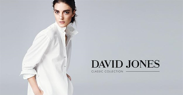 David Jones to launch at Woolworths