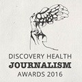 Entries for Discovery Health Journalism Awards close on 12 February