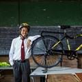 Soweto learners receive bicycles from Deloitte