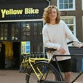 Yellow Backie: getting around Amsterdam style