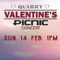 Valentine Picnic Concert at Hillcrest Quarry