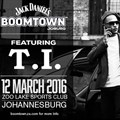 Top SA artists for Jack Daniel's Boomtown