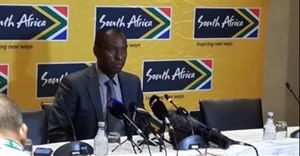 Minister of Mineral Resources Mosebenzi Zwane