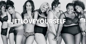The #JetLoveYourself campaign