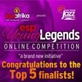 Introducing the Top 5 finalists for the espYoungLegends 2016 initiative