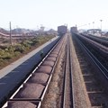 ©Peter Titmuss via 123RF - Iron Ore on railway wagons Salanaha Bay Terminal South Africa