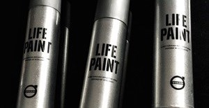 Grey Africa launches Volvo LifePaint in South Africa - Grey