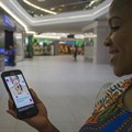 New technology at PE's Baywest Mall helps shoppers locate 'specials'
