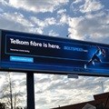 Primedia Outdoor's new digital billboard lights up South Africa's busiest road