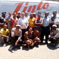 Zinto gives back to the SAPS - Zinto Activation Group