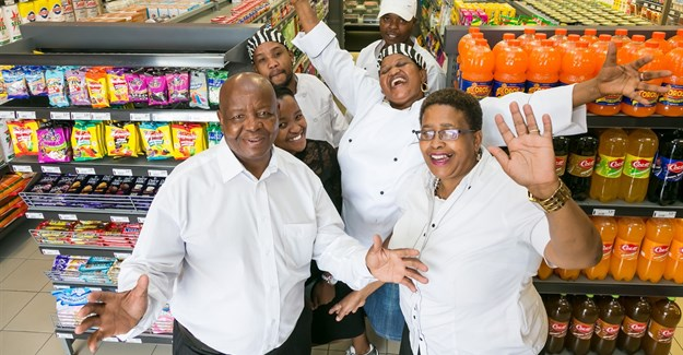 Pilot scheme in Soweto could open the door for hundreds of spaza owners