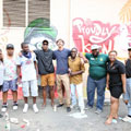 From bare to bold: KZN artists splash out at the BAT Centre