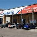 A Cashbuild outlet in Rustenburg, North West. Photographer: Martin Rhodes Image source: BDlive