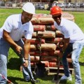 PPC and JP 21 Project begin rollout of concrete cricket pitches in Mitchells Plain