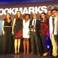 The EWN team on stage at the Bookmarks 2016