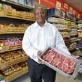 The first spaza-to-store conversion, Monageng Market, is owned and run by Solly Legae.