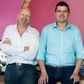 SA Florist co-founders Fraser Black and Nicholas Wallander